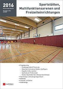 Sportstätten, Multifunktionsarenen und Freizeiteinrichtungen