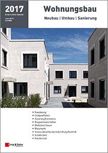 Sonderheft Wohnungsbau 2017 erschienen