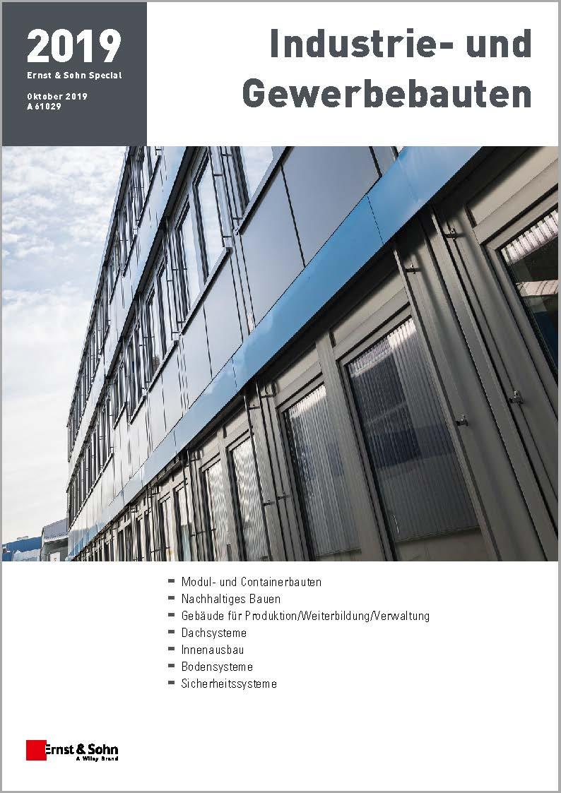 SH Industrie und Gewerbebauten 2019 Cover