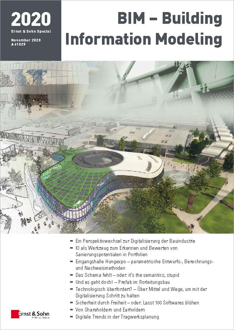 BIM - Building Information Modeling 2020 erschienen