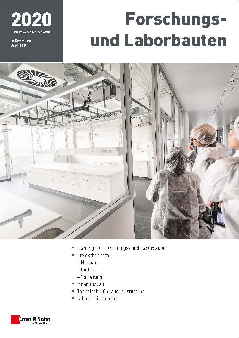 Special Forschungs- und Laborbauten 2020 erschienen