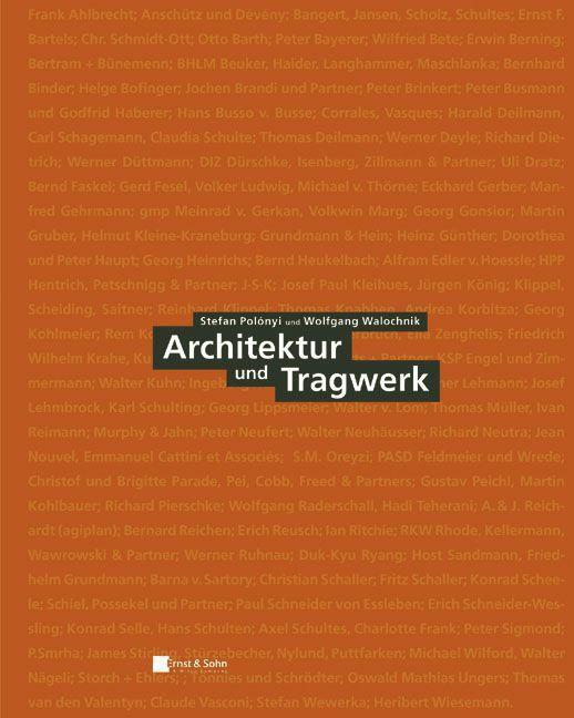 Stefan Polónyi – Architektur und Tragwerk neu aufgelegt