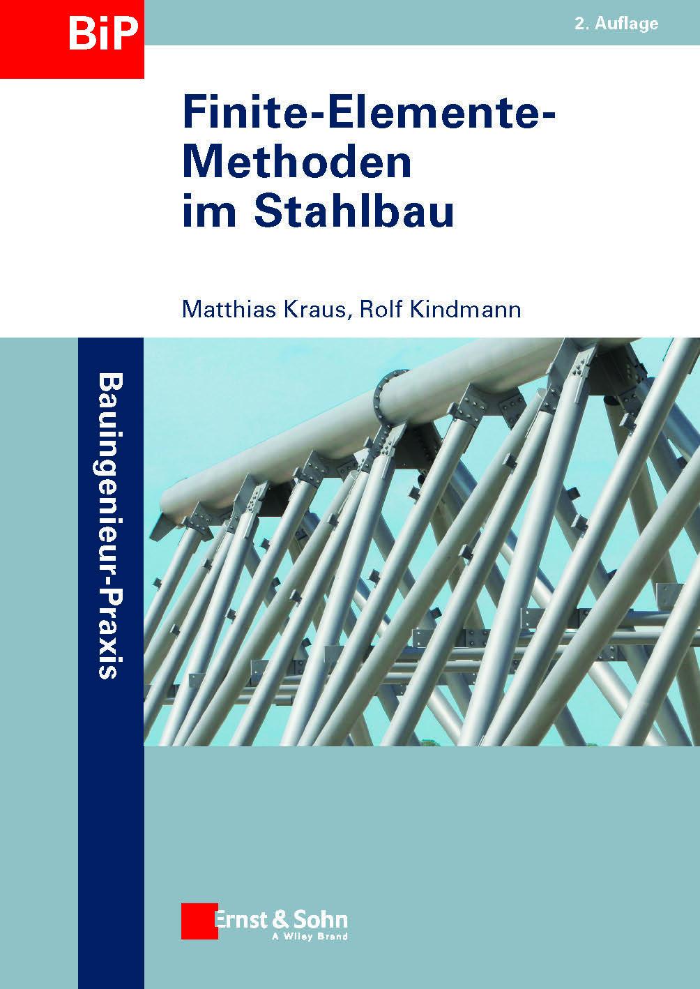 """Im Gespräch zu Buch und Seminar """"FEM im Stahlbau"""""""