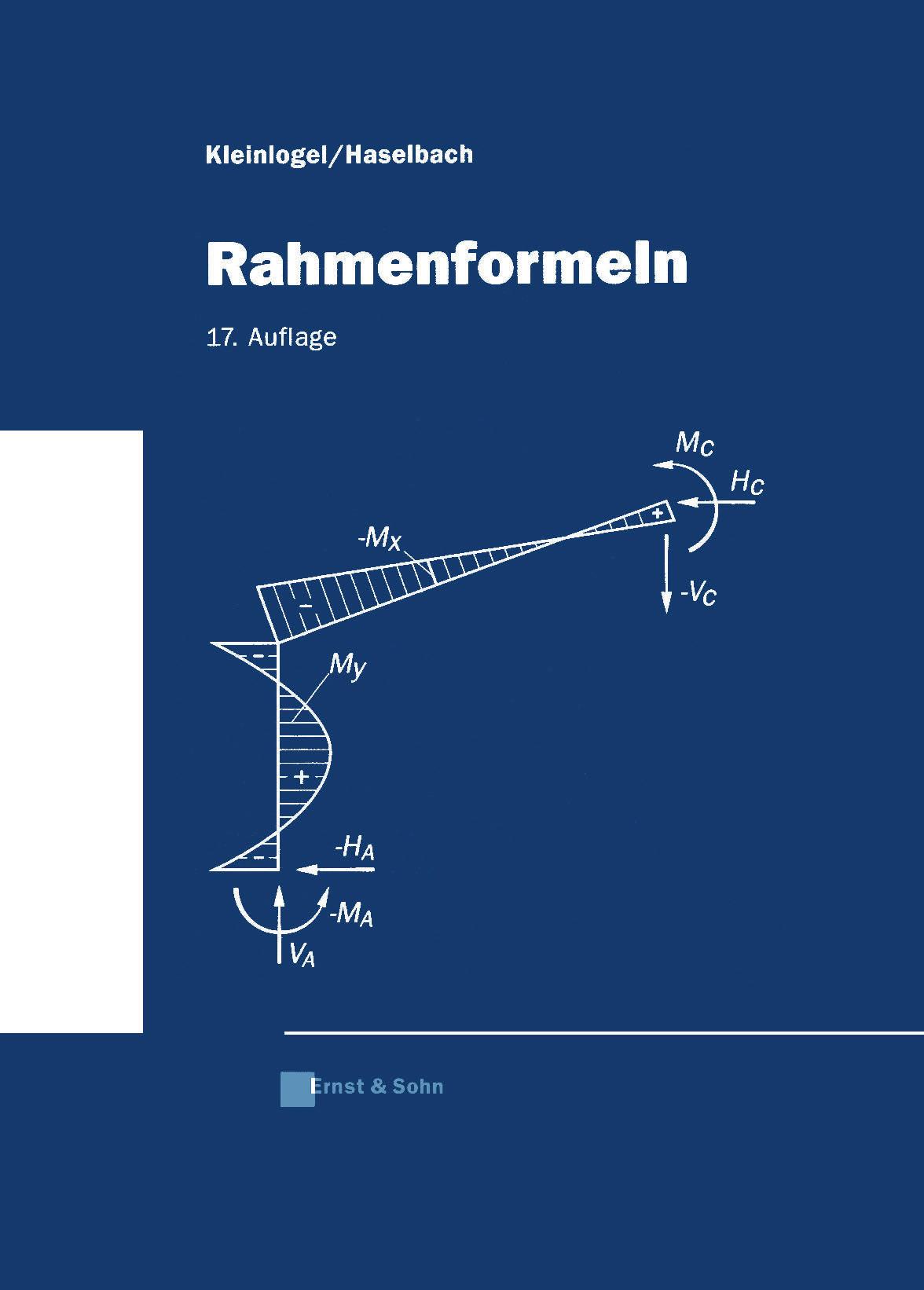 Cover Rahmenformeln 978-3-433-03239-8