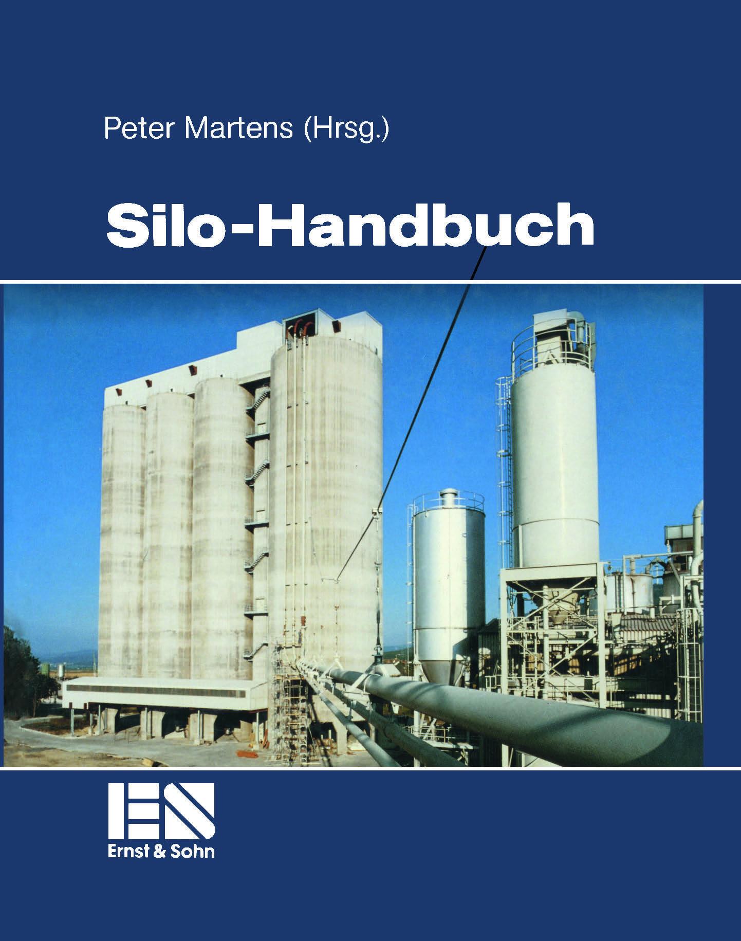 Cover Silo-Handbuch 978-3-433-03240-4