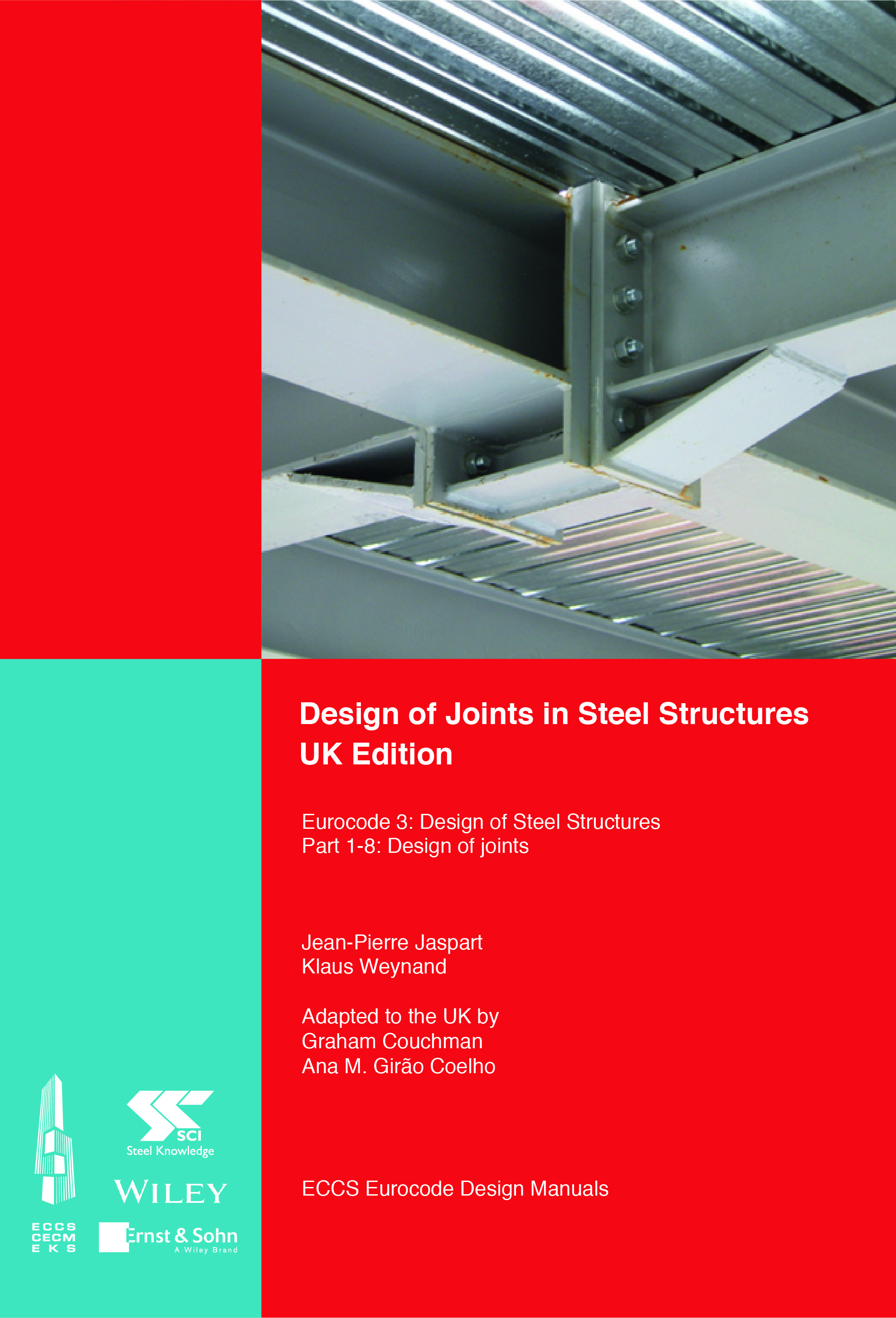 9783433032169_frontcover_u1:joints in Steel-UK edition