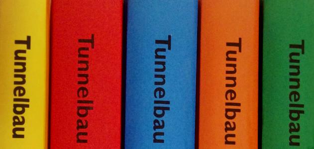 Taschenbuch Tunnelbau verfügbare Jahrgänge