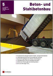 Cover_Beton- und Stahlbetonbau_2016_05