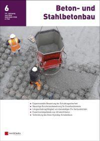 Cover_Beton- und Stahlbetonbau_2016_06