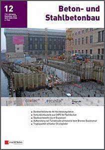 Cover_Beton-und-Stahlbetonbau_2015-12_Pergamon