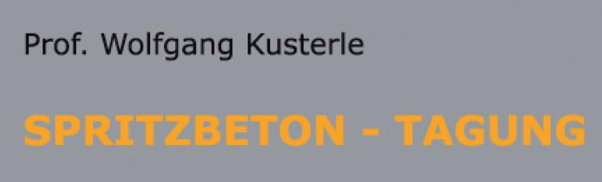 Spritzbeton-Tagung_Tirol_Prof Wolfgang Kusterle