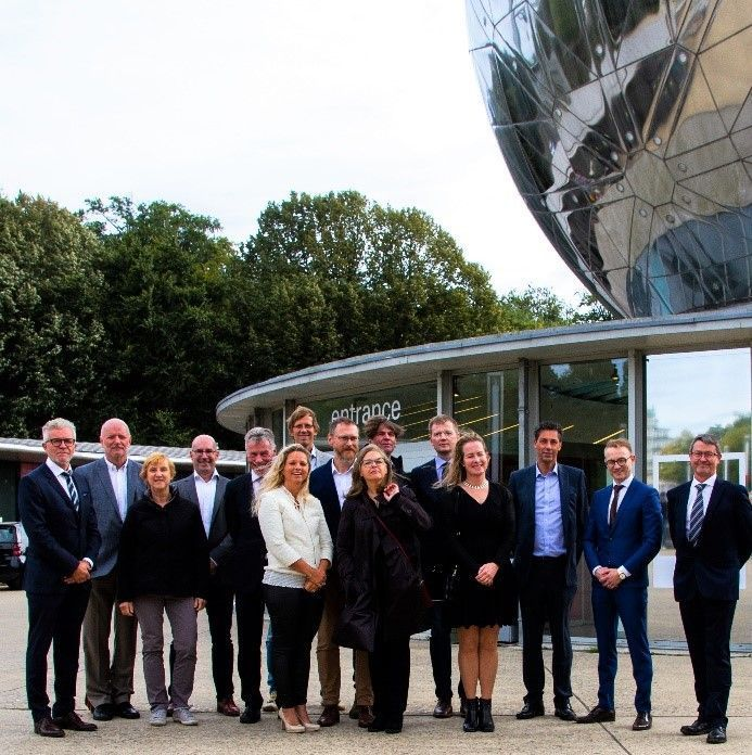 Nominees and Winners of the European Steel Design Awards 2021
