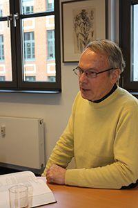 Herr Karl-Eugen Kurrer_Interview_mit_momentum_Geschichte_der_Baustatik