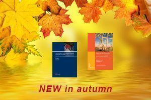 New publications autumn 2016