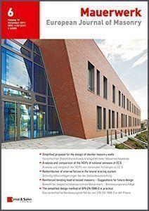 Cover_Mauerwerk_2015-06_Kiel-Holtenau