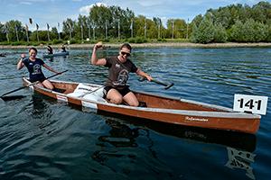 Doppelsieg für die HTWK Leipzig bei der 16. Beton-Kanuregatta in Köln am 09. und 10. Juni 2017.