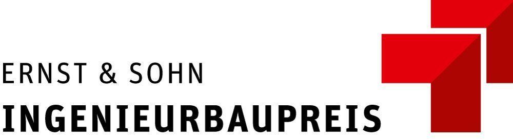 Logo Ernst und SohnIngenieurbaupreis