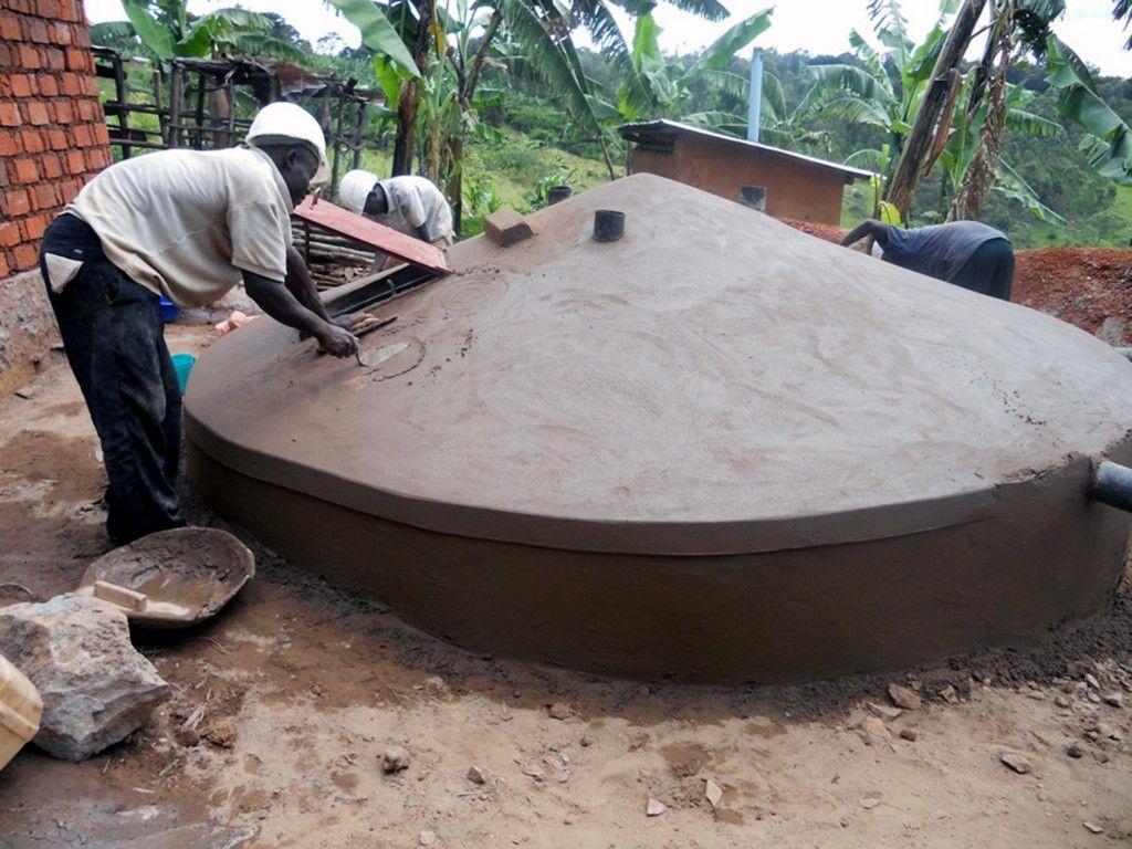 Ingenieure ohne Grenzen_fast-fertige-regenwasserzisterne