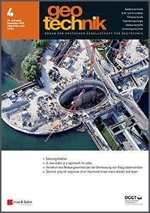 Cover_geotechnik_2015-04_Rheinkraftwerk Iffezheim