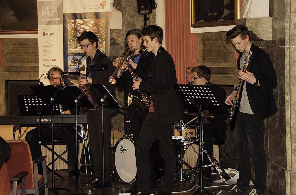 IBP2015_Preisverleihung Jazz-Band