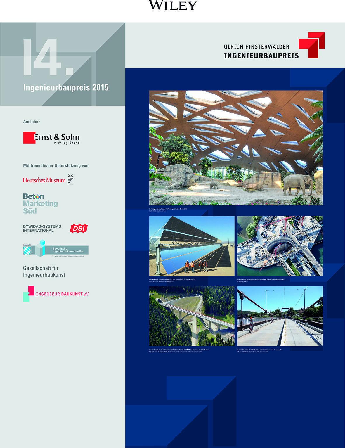 Ingenieurbaupreis 2015