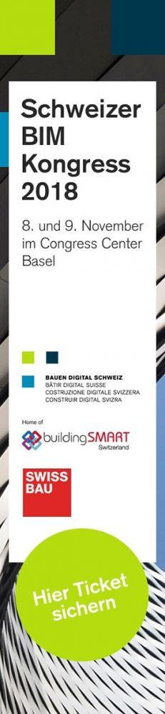 Schweizer BIM Kongress 2018