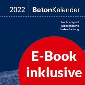 Beton-Kalender 2022