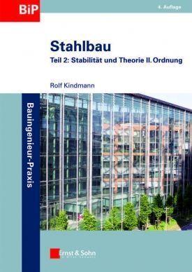 Stahlbau - Teil 2: Stabilität und Theorie II. Ordnung