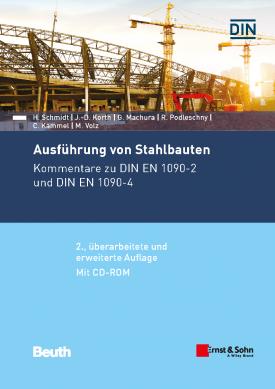 Jetzt neu: Ausführung von Stahlbauten
