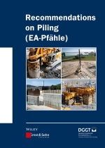 new publication: Recommendations on Piling (EA Pfähle)