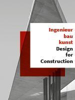 Tickets for the Symposium Ingenieurbaukunst – <br>Design for Construction can now be purchased