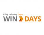 Ernst & Sohn ist Teil der Wiley Industry Days 2021