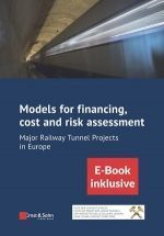 Models for financing, cost and risk assessment