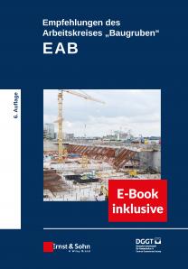 """Empfehlungen des Arbeitskreises """"Baugruben"""" (EAB)"""