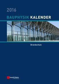 Cover Bauphysik-Kalender 2016