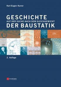 Cover_3134_Kurrer_geschichte der baustatik_buch