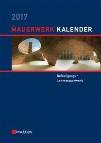 Mauerwerk-Kalender 2017 9783433031612