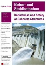 Robustness and Safety of Concrete Structures
