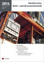 Geothermie, Bohr- und Brunnentechnik 2014 (Geothermal energy, drilling and well-sinking technology)