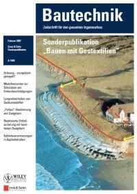 Bauen mit Geotextilien