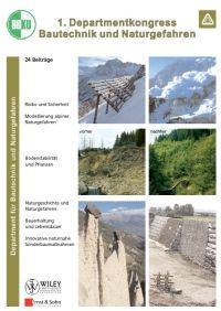 1. Departmentkongress Bautechnik und Naturgefahren