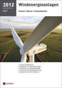 Windenergieanlagen 2012
