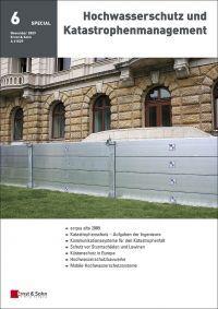 Hochwasserschutz und Katastrophenmanagement 2009