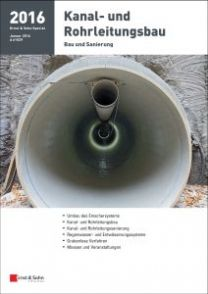 Kanal- und Rohrleitungsbau 2016