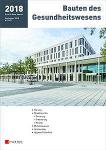 Bauten des Gesundheitswesens 2018
