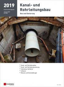 Kanal- und Rohrleitungsbau 2019
