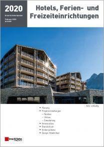 Hotels-, Ferien- und Freizeiteinrichtungen 2020