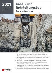 Kanal- und Rohrleitungsbau 2021