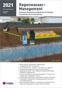 Regenwasser-Management 2021