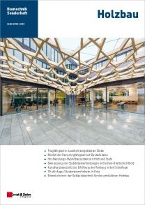 Holzbau Bautechnik Sonderheft 11/2020